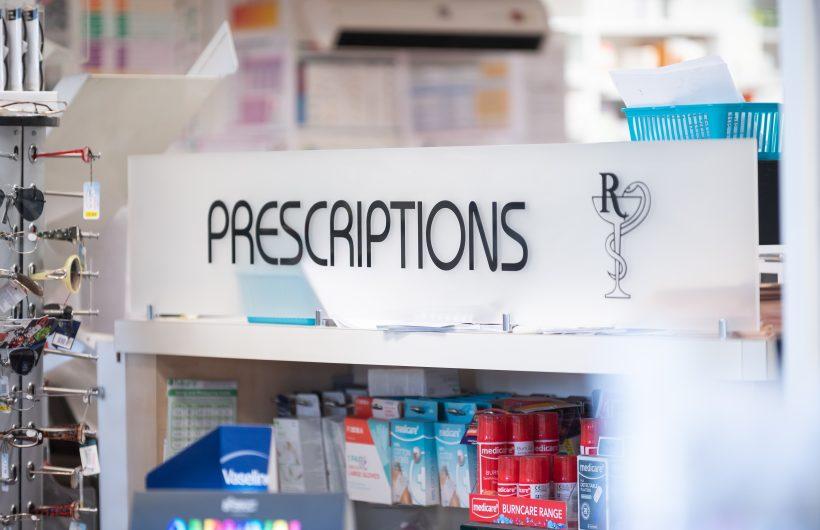 Online Repeat Prescription Service